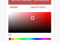 Advanced Color Picker In JavaScript - Colorize