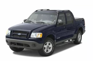 2002 Ford Explorer Sport Trac Expert Reviews, Specs and