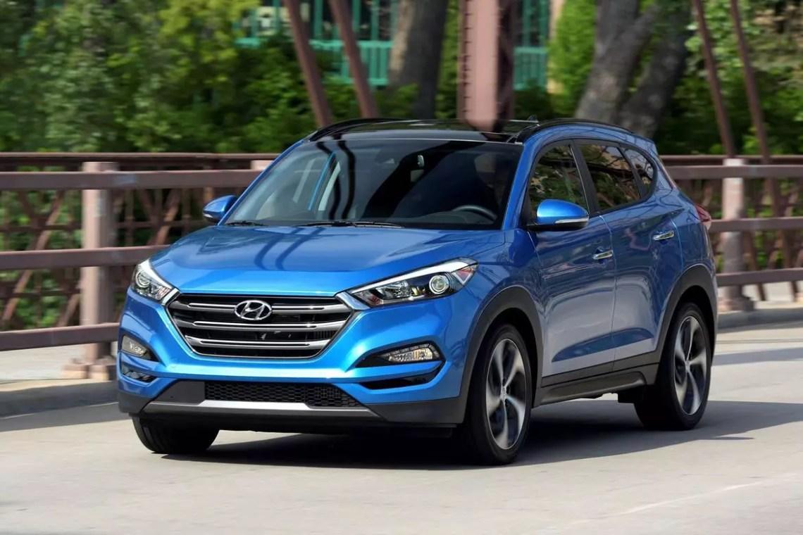 hyundai tucson sport trim returns ahead of 2019 model's nyc debut