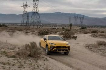 Lamborghini Unveils Urus St X Concept For Racing Series That