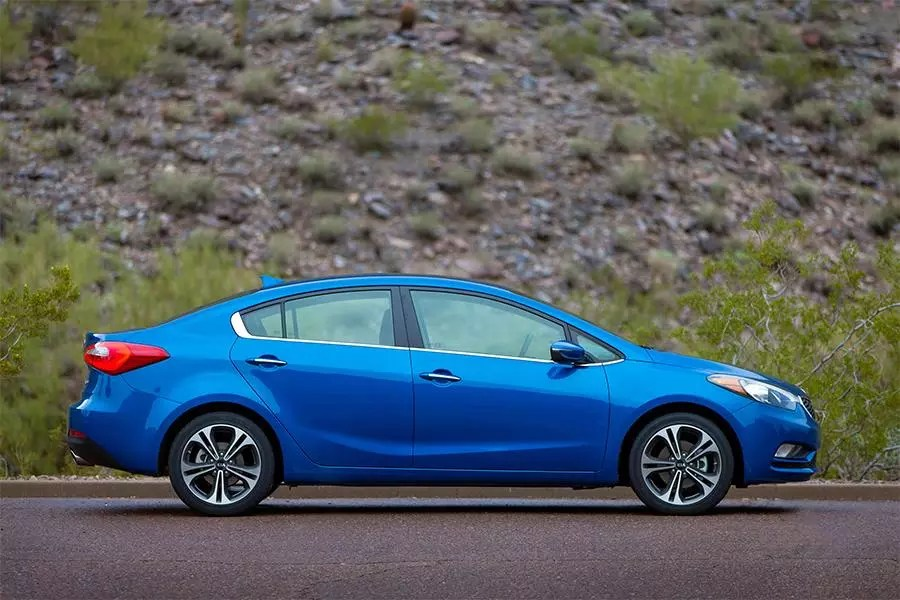 2016 Kia Forte Reviews Specs And Prices Cars Com