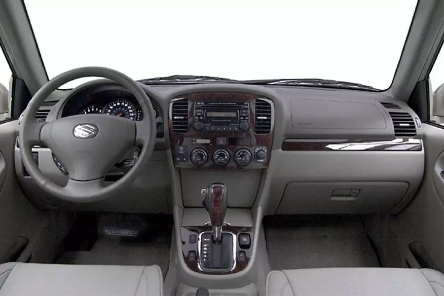 Suzuki Xl7 Reviews Specs And Prices