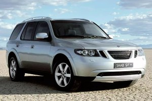 2005 Saab 97X Overview   Cars