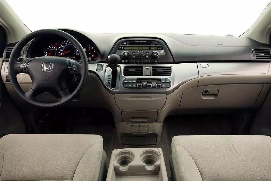 Odyssey 2002 Drive Honda