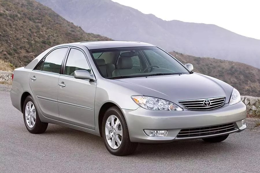 2005 Toyota Camry Specs Pictures Trims Colors Cars Com