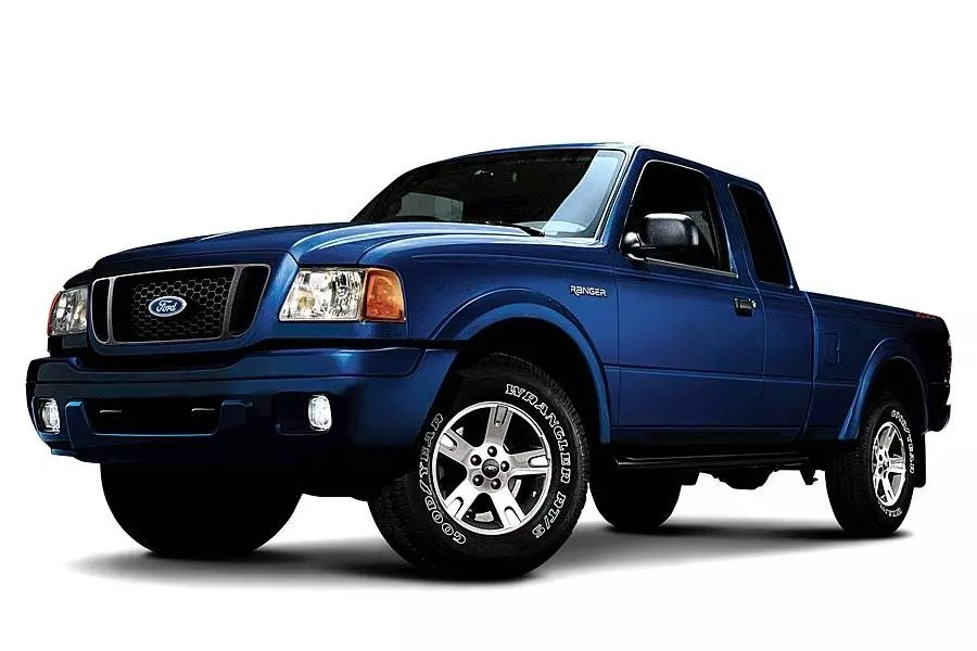 Manual Repair Ford 2001 Ranger