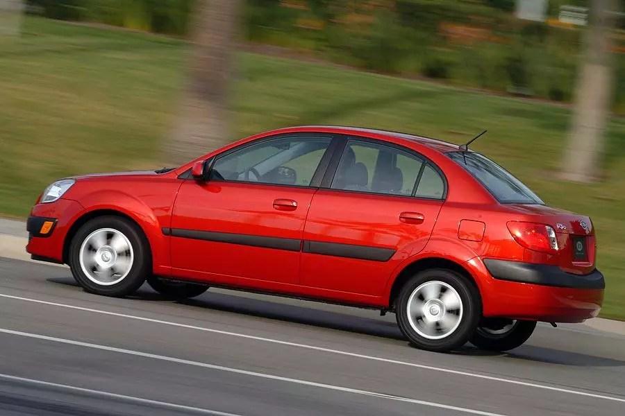 2006 Kia Rio Reviews Specs And Prices Cars Com