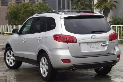 2007 Hyundai Santa Fe Reviews, Specs and Prices | Cars.com