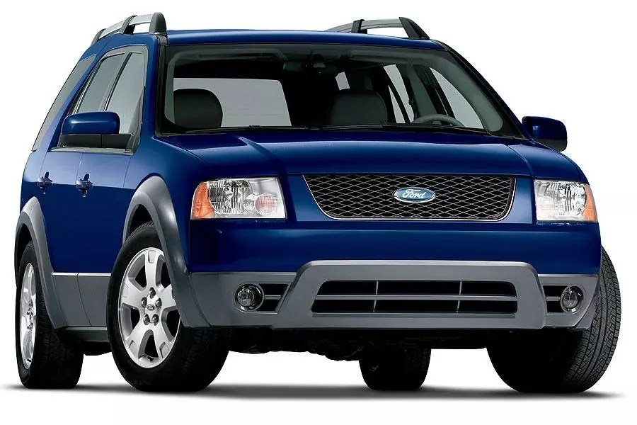 2006 Ford Freestyle Awd
