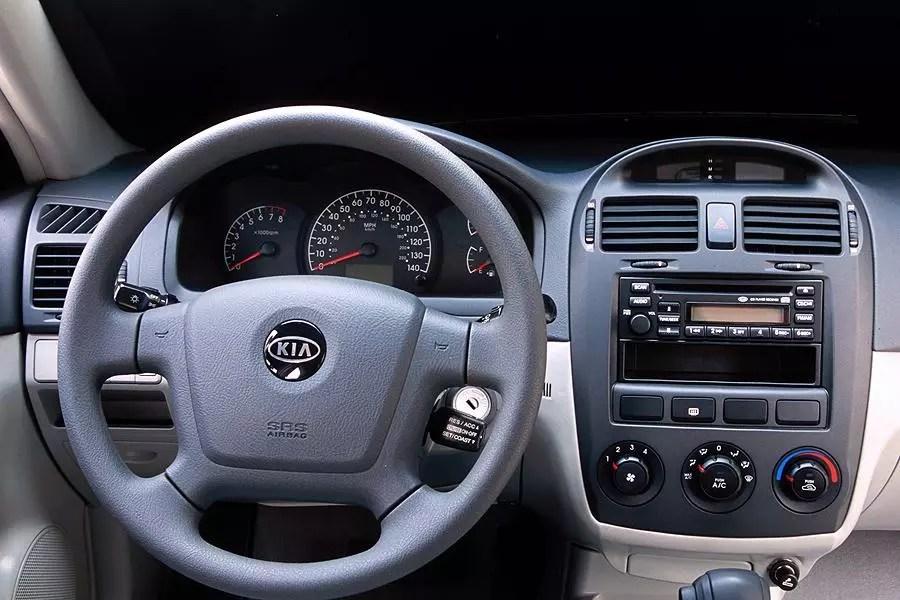 2007 Kia Spectra Reviews Specs And Prices Cars Com