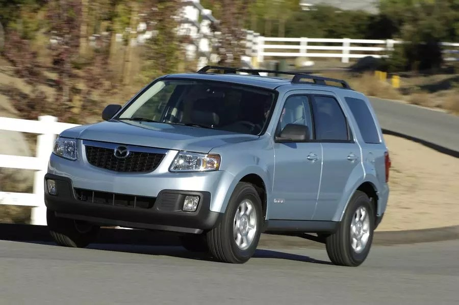 2009 Mazda Tribute Reviews Specs And Prices