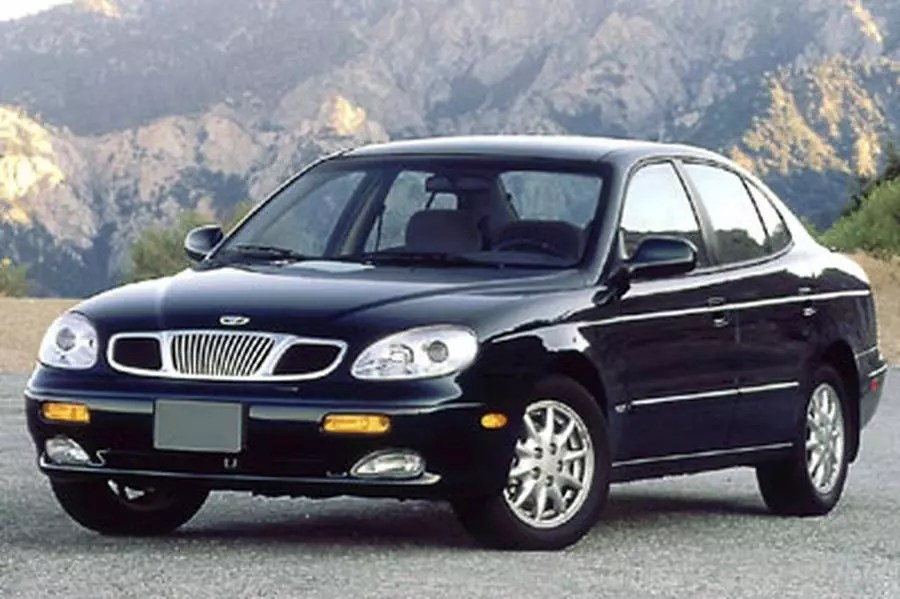 Daewoo Leganza Reviews Specs And Prices