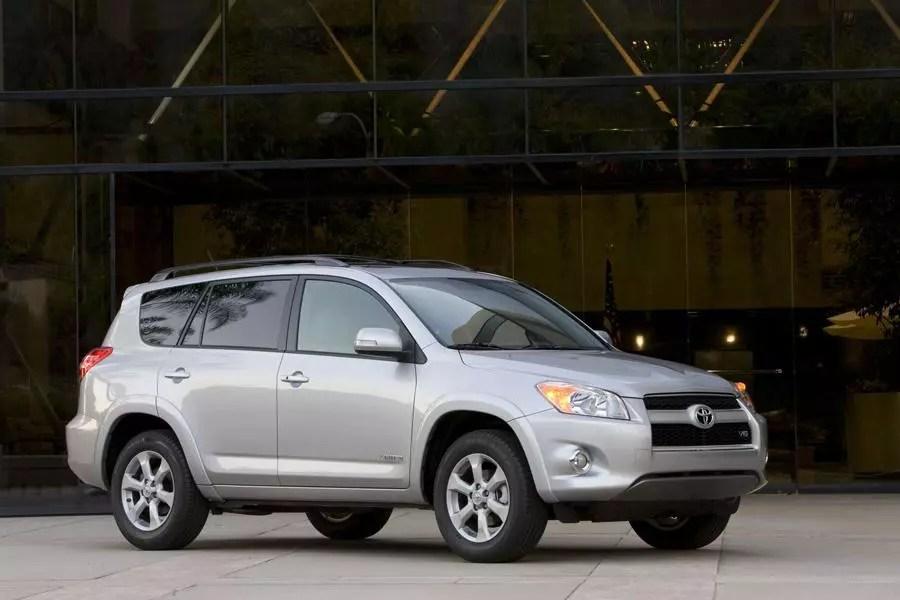 2010 Toyota Rav4 Specs Pictures Trims Colors Cars Com