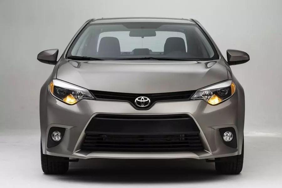 2014 Toyota Corolla Specs Pictures Trims Colors Cars Com
