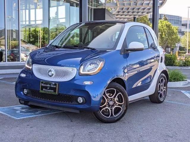 2019 Smart Eq Fortwo Specs Price Mpg Reviews Cars Com