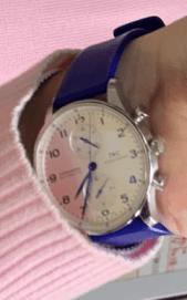 マヂラブ 村上 腕時計
