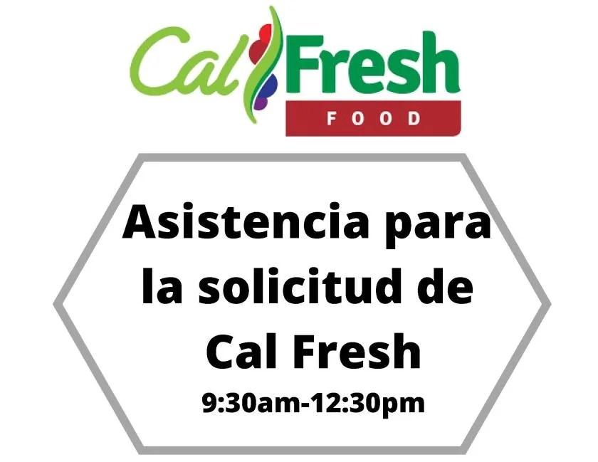Calfresh Application Los Angeles