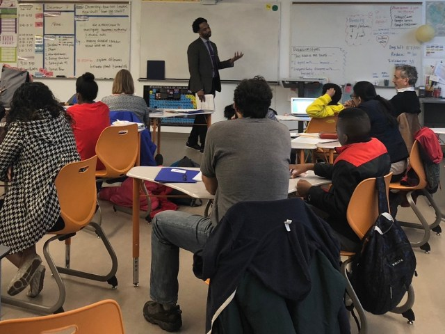 Middle School Tutoring Praised by Cambridge Public School Principal