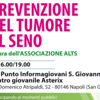 Prevenzione del tumore al seno. 17 Marzo San Giovanni a Tetuccio