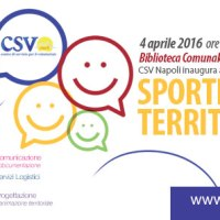 Apertura sportello territoriale del Csv a Caivano