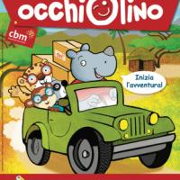 OCCHIOLINO! Il nuovo giornalino di CBM Italia, tutto dedicato ai bambini