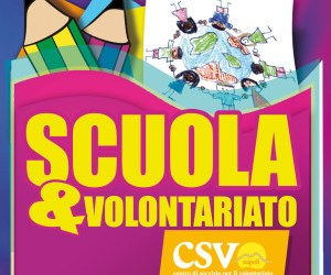 Riparte Scuola e Volontariato: al via le adesioni degli Istituti Scolastici