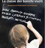 """""""La classe dei banchi vuoti"""", il libro di Luigi Ciotti per spiegare la mafia ai bambini"""