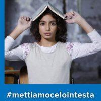 UNHCR lancia #MettiamoceloInTesta per dare istruzione a 1 milioni di bambini