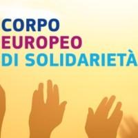 Corpo Europeo di Solidarietà: consultazione on line per raccogliere pareri