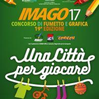 Imago 2017 – Il gioco al centro del concorso di fumetto, disegno e grafica