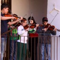 Bando per il reclutamento di giovani strumentisti da inserire nell'organico dell'Orchestra Giovanile Sanitansamble