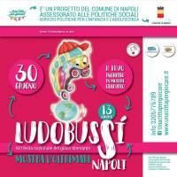 Torna a Napoli LudobusSì, la festa nazionale del gioco itinerante