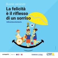 Chiusura estiva del CSV Napoli