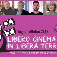 Al via la XIII edizione del Festival di cinema itinerante contro le mafie