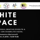 Uno spazio bianco per raccontare il buio. Parte il laboratorio per non vedenti del CSV Napoli