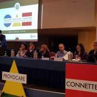 CSV Napoli alla Conferenza 2018 di CSVnet