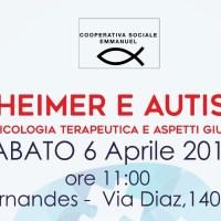 Cos'hanno in comune l'alzheimer e l'autismo? A Portici un convegno per discutere di bisogni e fragilità di pazienti e famiglie