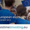 """Elezioni europee: il Cev lancia la campagna  """"Vote volunteer vision"""""""