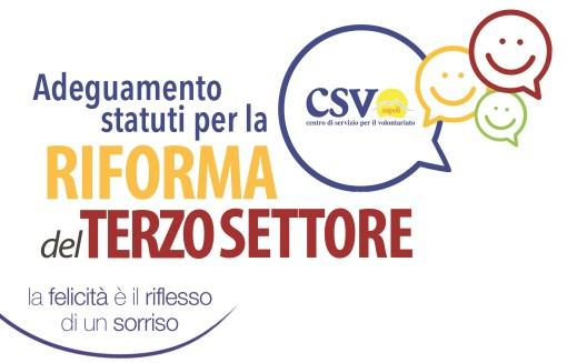 CSV Napoli lancia il nuovo calendario di consulenze per gli adeguamenti statutari