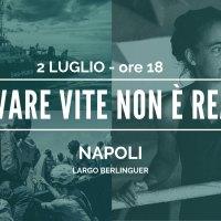 Salvare vite non è reato. Presidio a Napoli