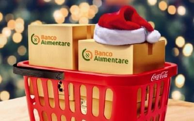 #BabboNataleSeiTu, Coca-Cola sostiene Banco Alimentare