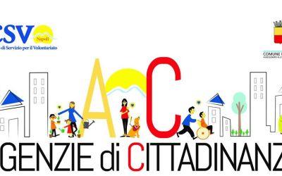 Emergenza coronavirus, CSV Napoli e Comune di Napoli raccontano il volontariato che non si ferma: l'esperienza delle Agenzie di Cittadinanza