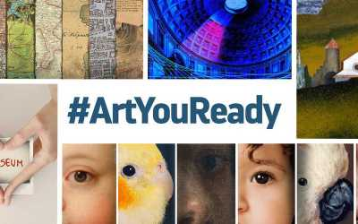 ART YOU READY? Il Flash Mob digitale del patrimonio culturale