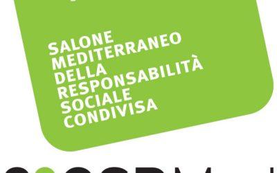 Salone Mediterraneo della Responsabilità Sociale Condivisa, al via la nona edizione. CSV Napoli tra i Partner