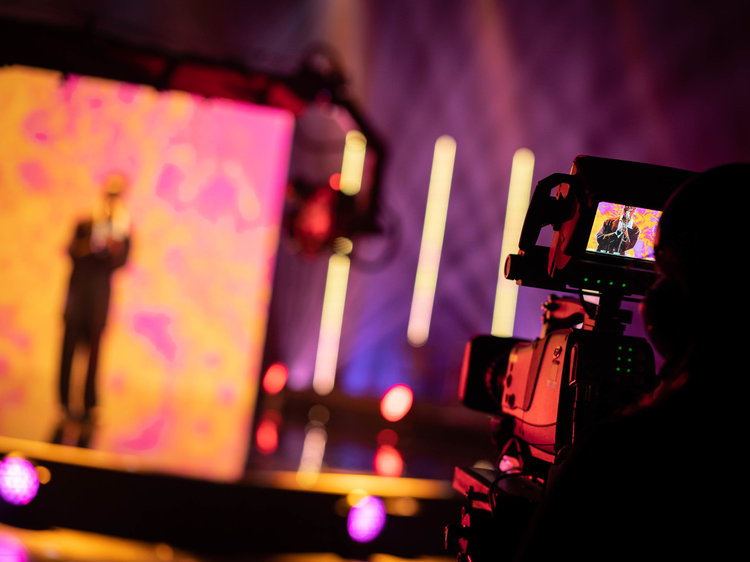 live event technology solutions