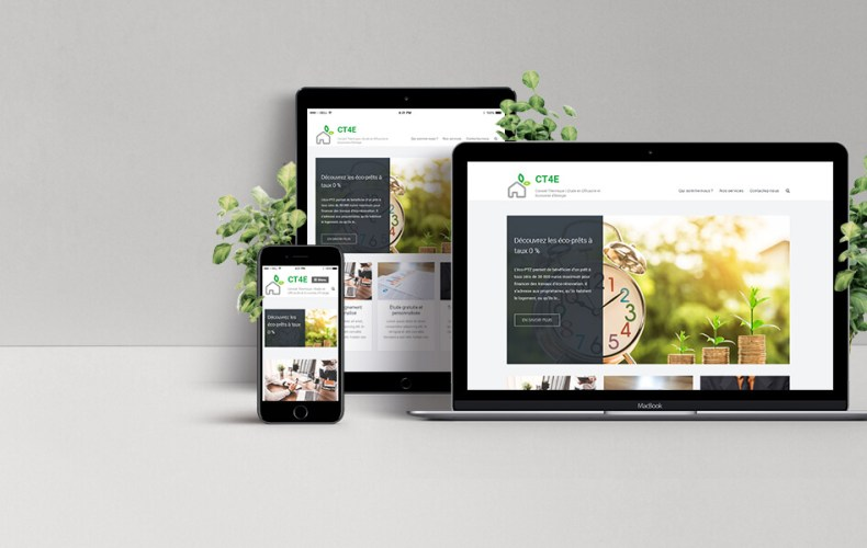 Nouveau site web CT4E