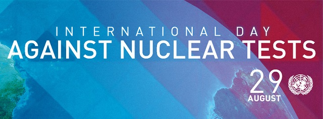 Day Against Nuclear Tests