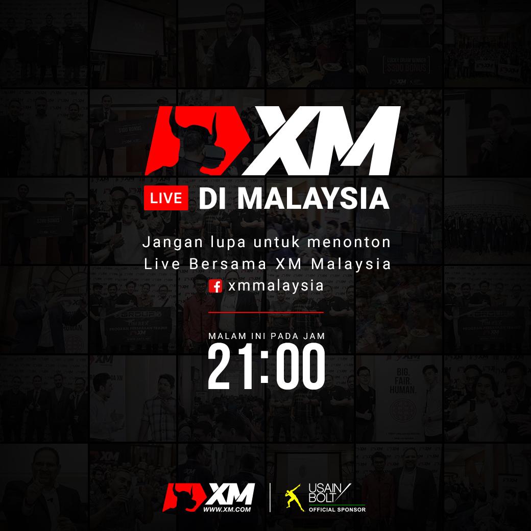 Facebook Live Bersama XM