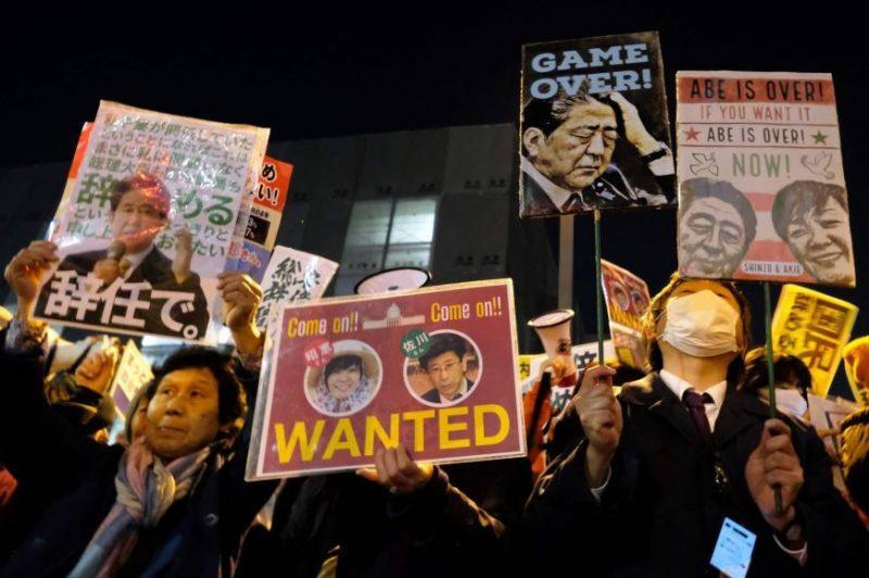 Skandal Politik Jepun Tingkatan Permintaan Safe Haven Yen