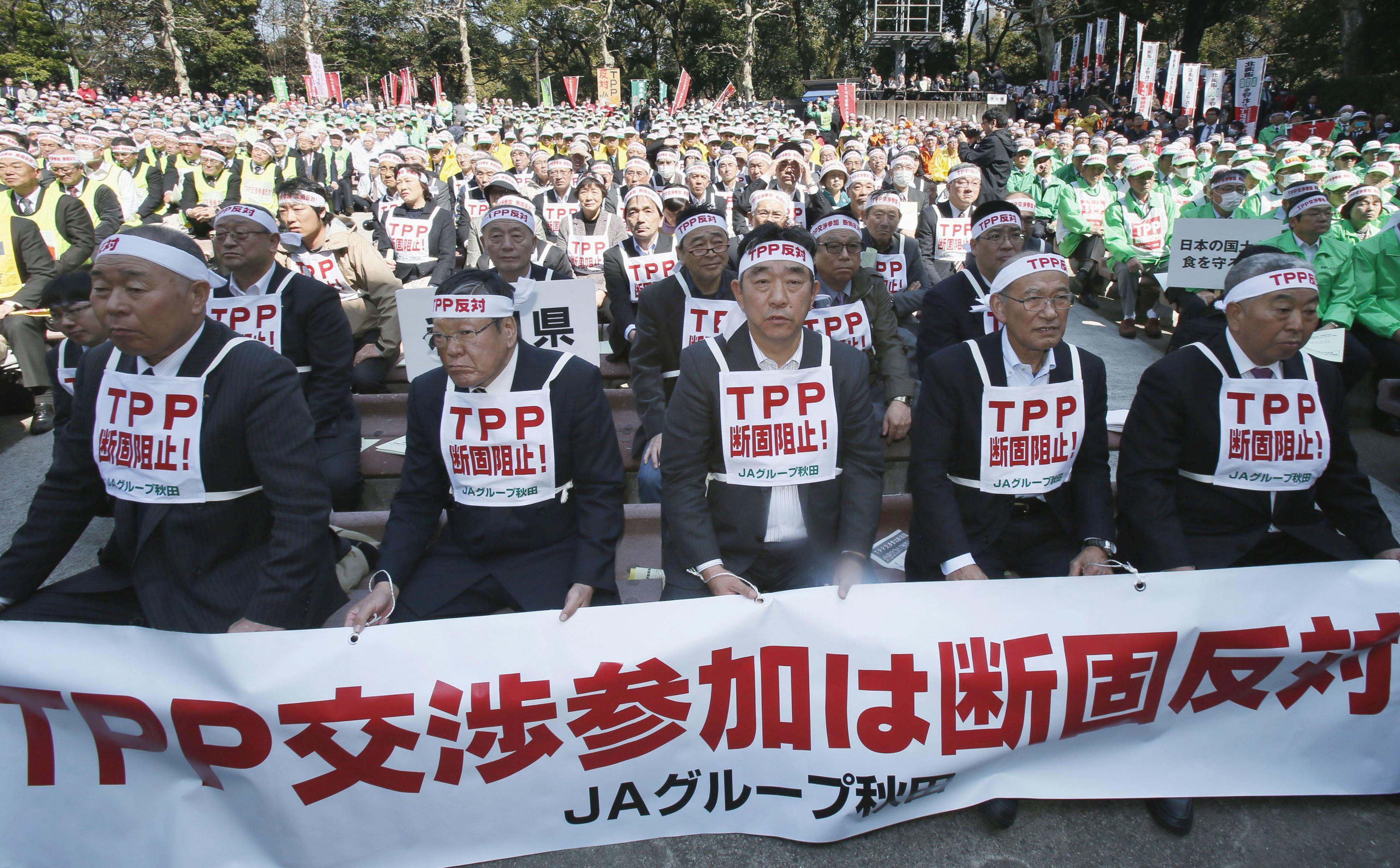 Perdana Menteri Jepun Berharap Trump Memahami Nilai TPP